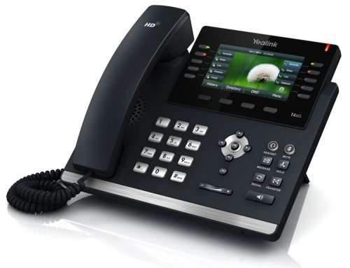 Yealink T46S Desktop Phone